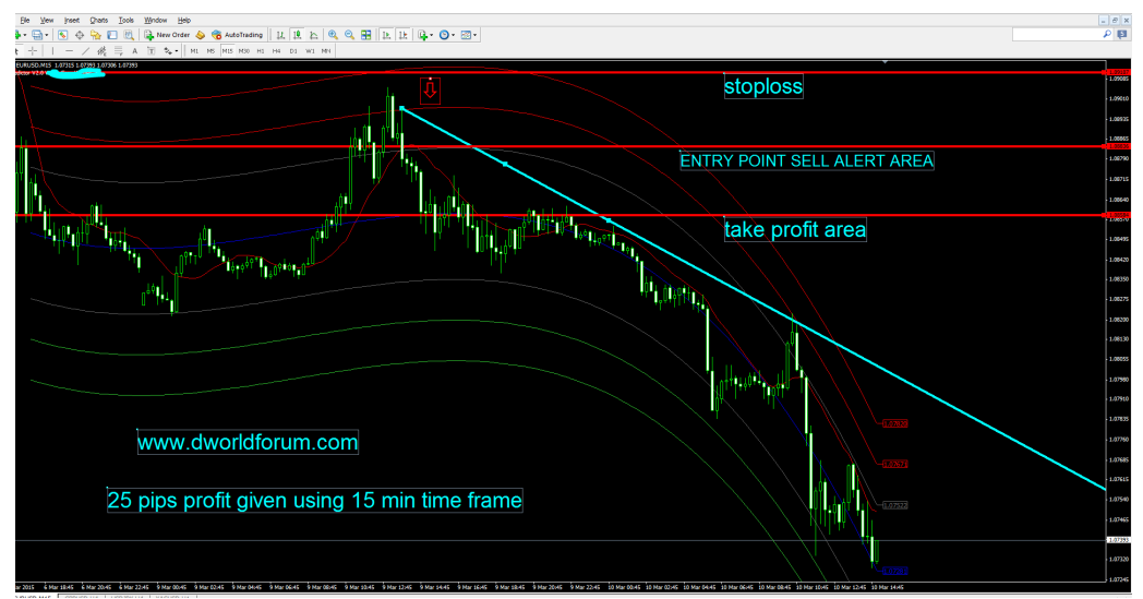 PREDICT PRICE MOVEMENT in FOREX